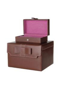 Packshot szkatułki na biżuterie