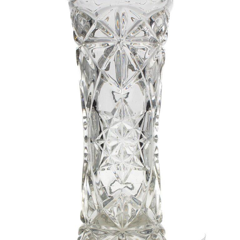 Kryształowy wazon– packshot