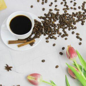Zdjęcie styliaowane - kompozycja z kawą w roli głównej 5