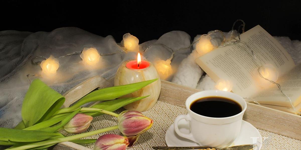 Zdjęcie styliaowane - kompozycja z kawą w roli głównej 1