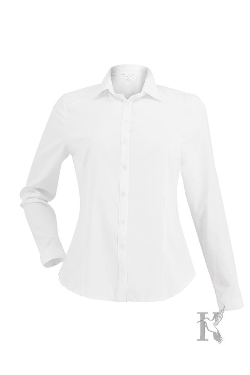 biała koszula wizytowa damska