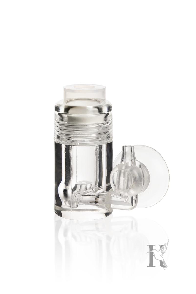 Szklany pucharek – dyfuzor do CO2