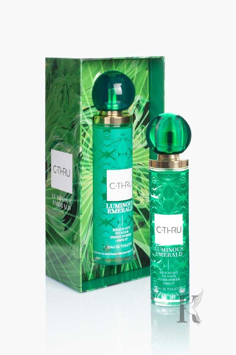Packshot – Perfumy